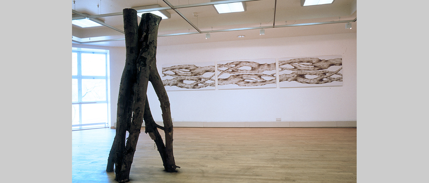 Title: TQ36:342.684.UK. Milton Gallery, London, UK. Sculptures and drawings 1998 by Michael Winstone